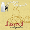 Flaxseed Meal Powder 1 lb - 6 Pack