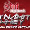 Dynamite Whey Smoothie Blend 25 lb